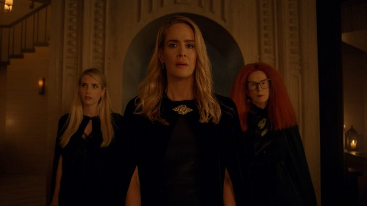 Win American Horror Story: Apocalypse On Blu-Ray