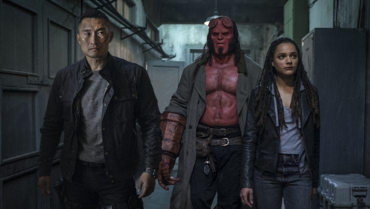 Hellboy – Hellish Anti-Heroes