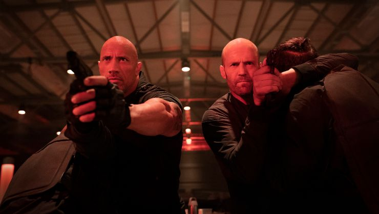 Rev Up! Fast & Furious: Hobbs & Shaw Coming Home