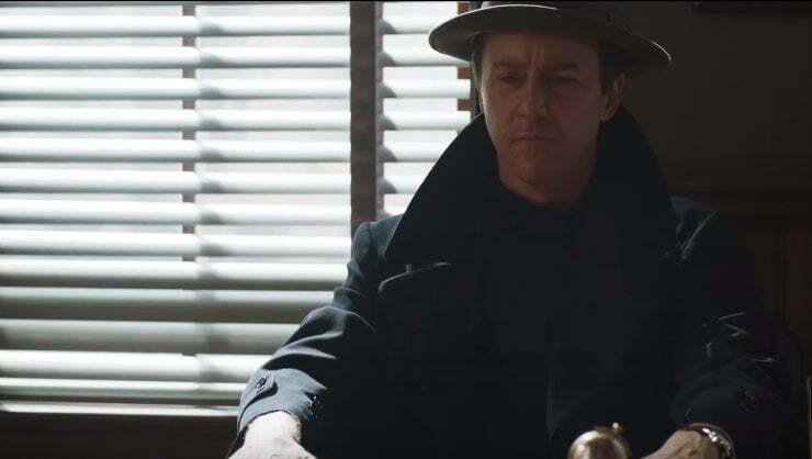 Edward Norton's Crime-Noir Motherless Brooklyn Has A Trailer!