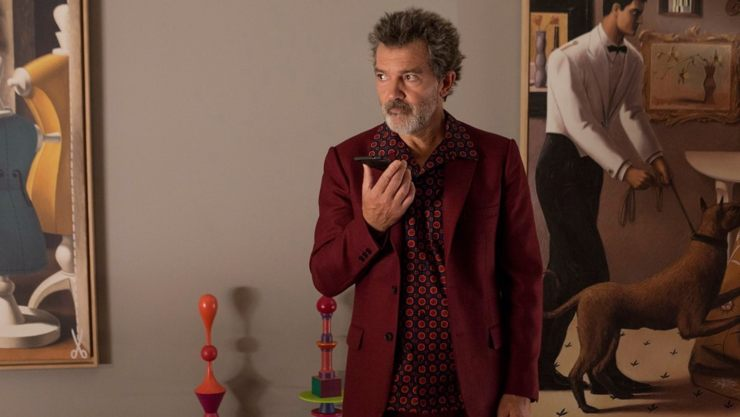 New Clip For Pedro Almodovar's Pain And Glory