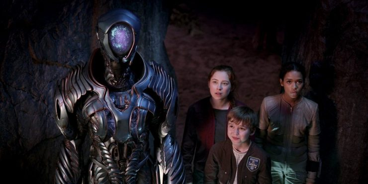 DVD Review – Lost in Space Series 1