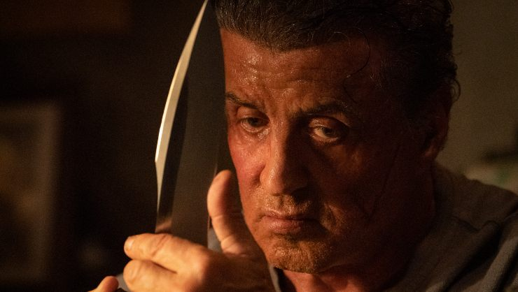 New Rambo: Last Blood Trailer Make Rambo A Legend