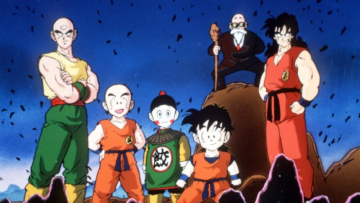 Power Up! Manga Releasing Dragon Ball Z 30th Anniversary Blu-Ray