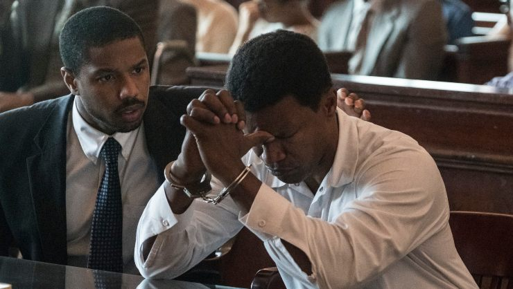 Michael B.Jordan Fights For Justice In Just Mercy Trailer