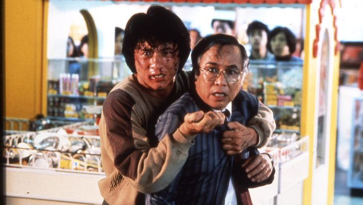 Win Jackie Chan's Police Story & Police Story 2 On Blu-Ray