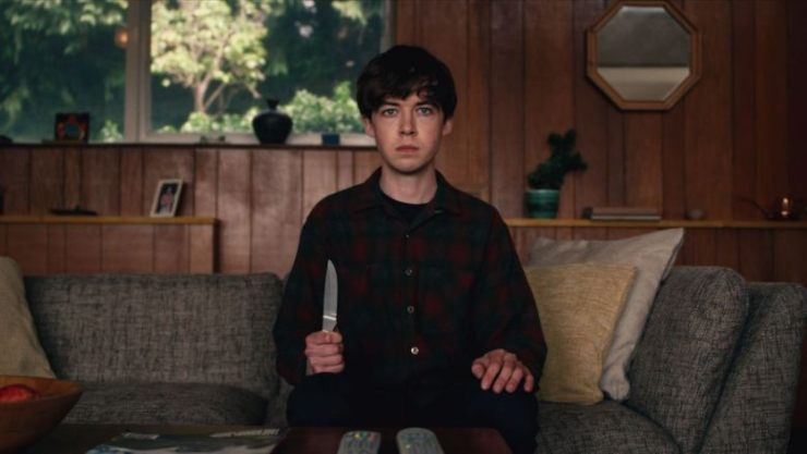 The End Of The F***ing World Season 2 First Look Images