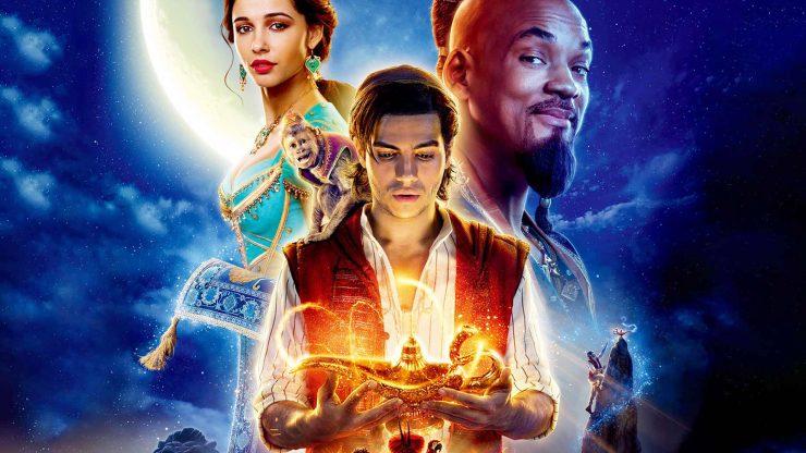 Blu-Ray Review – Aladdin (2019)