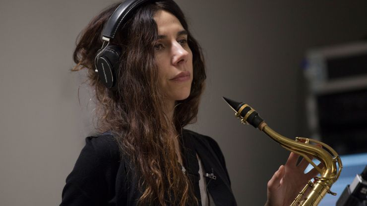 Watch The Trailer For PJ Harvey's Mubi Doc A Dog Called Money