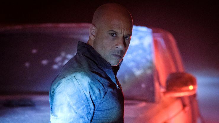 Vin Diesel Gets 'Brutal' In First Bloodshot Trailer