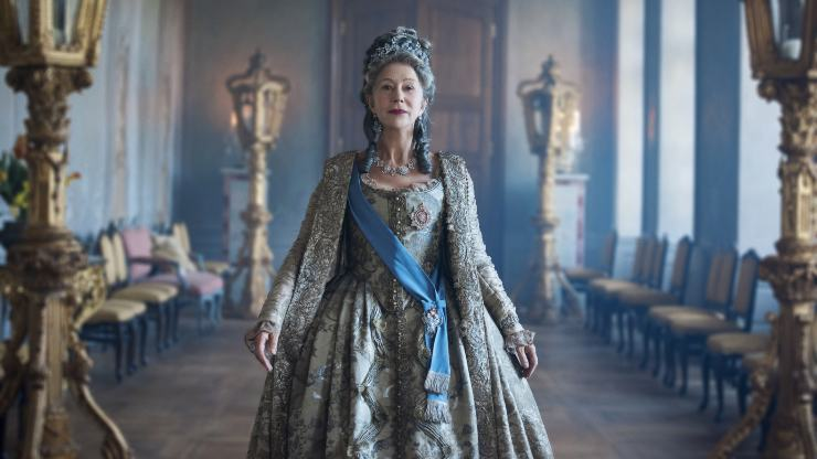 Power, Politics And Passion….Own Catherine The Great Starring Helen Mirren