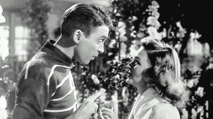 'Get Your Wings' With It's A Wonderful Life On 4K!