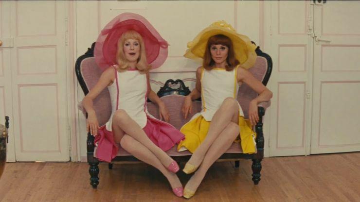 BFI Releasing  Jacques Demy's Les Demoiselles de Rochefort  On Blu-Ray