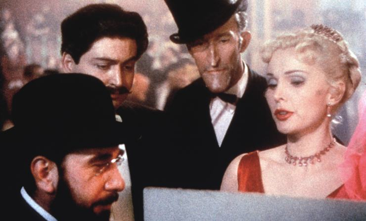 BFI Can Can In November With John Houston's Moulin Rouge Blu-Ray