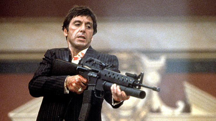 Say Hello To Your Scarface 4K Blu-Ray Release