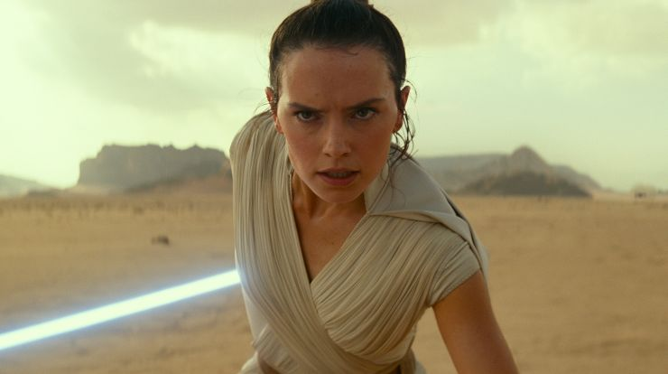 Final Star Wars: The Rise Of Skywalker Trailer Teases Epic Conclusion