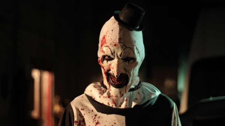 Psycho clowns, Demented dolls Make Up Horror Channel's November Line Up