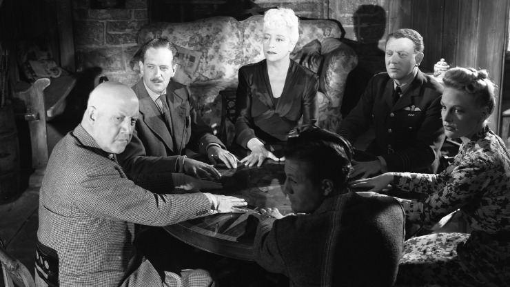 Ealing Studios Classic The Halfway House Getting Blu-Ray Release