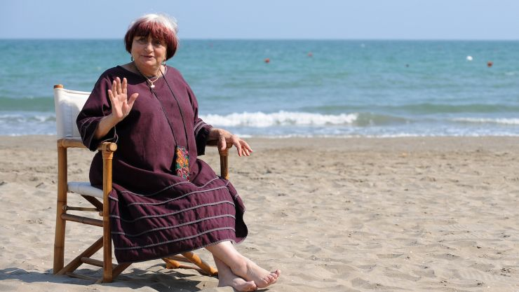 BFI Releasing Varda by Agnès On Blu-Ray
