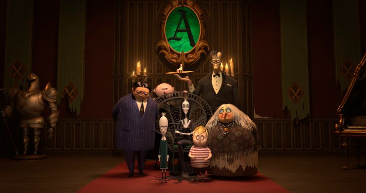 Film Review – Addams Family (2019)