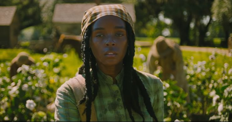 Nothing Will Save Janelle Monáe In Antebellum First Trailer