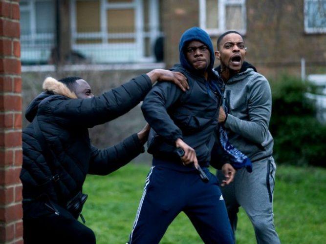 """Image result for blue story steven ward YouTuber rapman cast"""""""