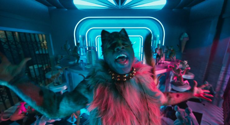 'Cross Paws' And Watch New Cats TV Spots
