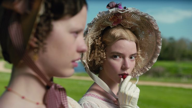 Anya Taylor-Joy Is 'Queen Bee' In First Emma Trailer