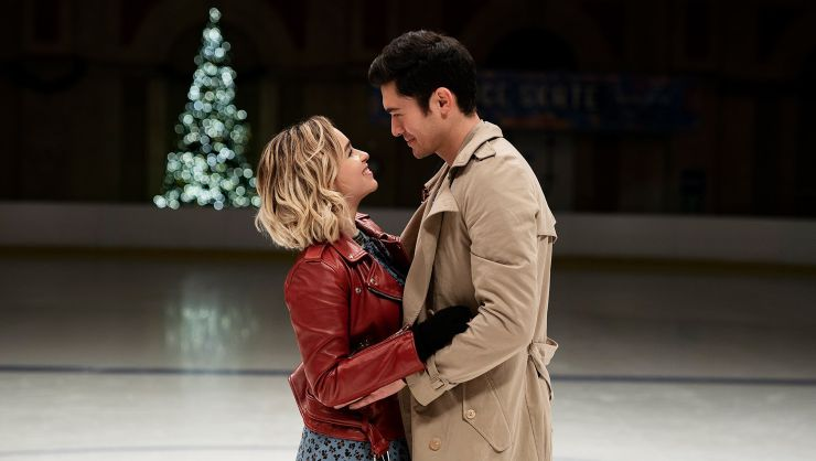 Win 'Feel Good' Film Last Christmas On DVD!
