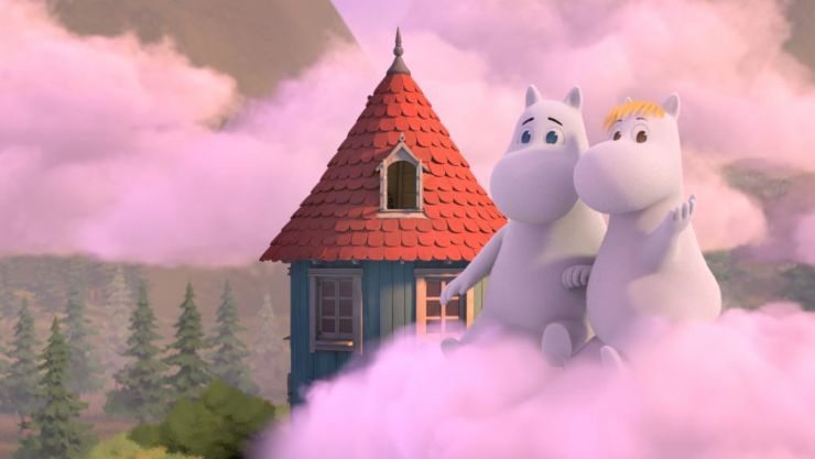 DVD Review – Moominvalley: The Complete First Series
