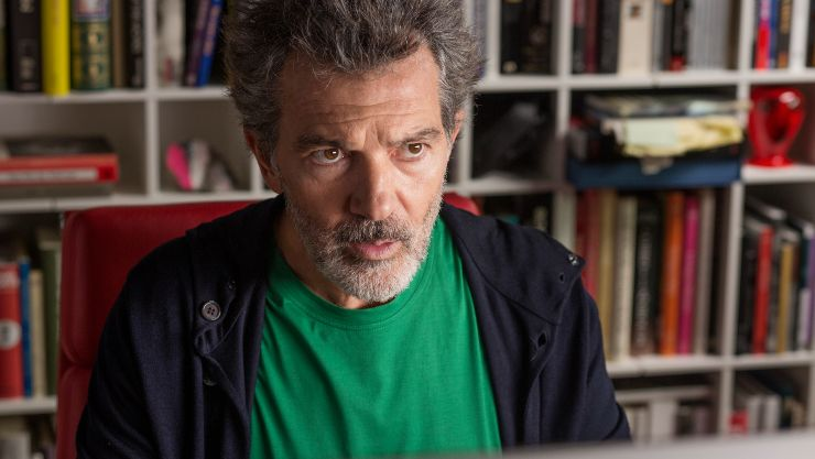 Pedro Almodovar's Pain And Glory Getting Home Release January