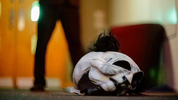 Panda Head Vs. Strippers In PandaMonium Trailer