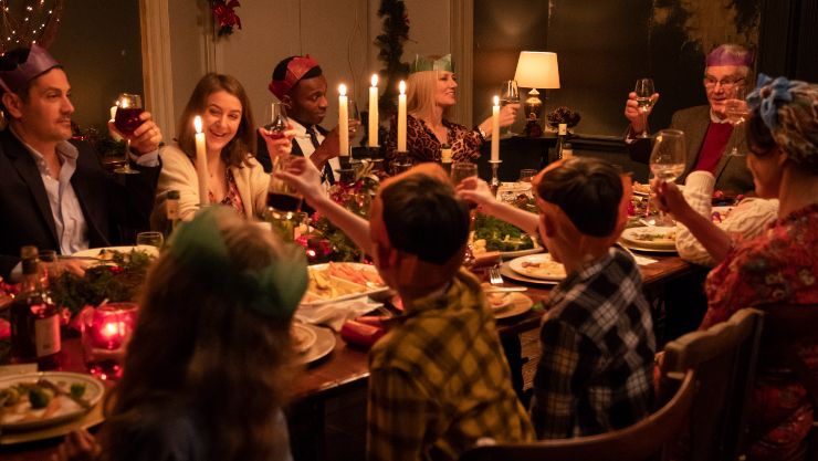 Win Surviving Christmas With The Relatives On DVD