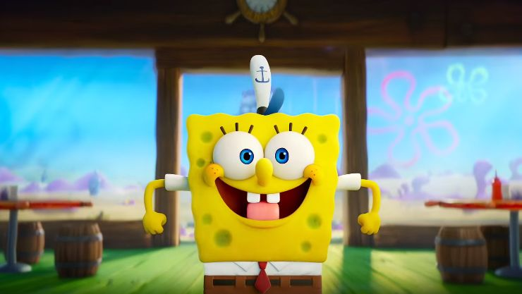 It's Quantum Baby! The SpongeBob Movie: Sponge On The Run Trailer
