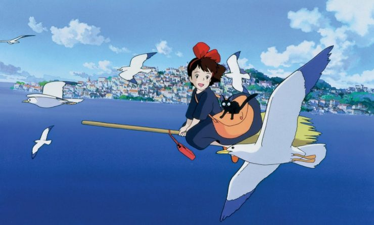 Kiki's Delivery Service 30th Anniversary Limited Collector's Edition Flying In This December