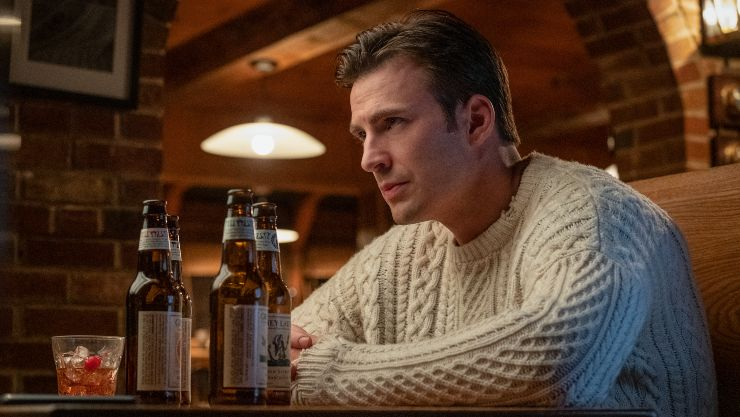 Meet Chris Evans In New Knives Out Clip