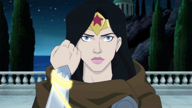 Review – Wonder Woman: Bloodlines