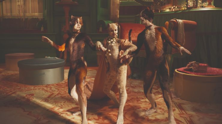 New Cats TV Spots Have 'Cattitude'