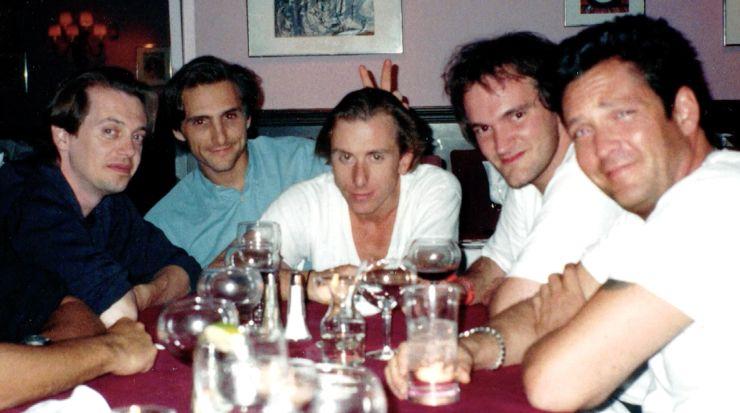 Win QT8: The First Eight  Tarantino Doc On DVD