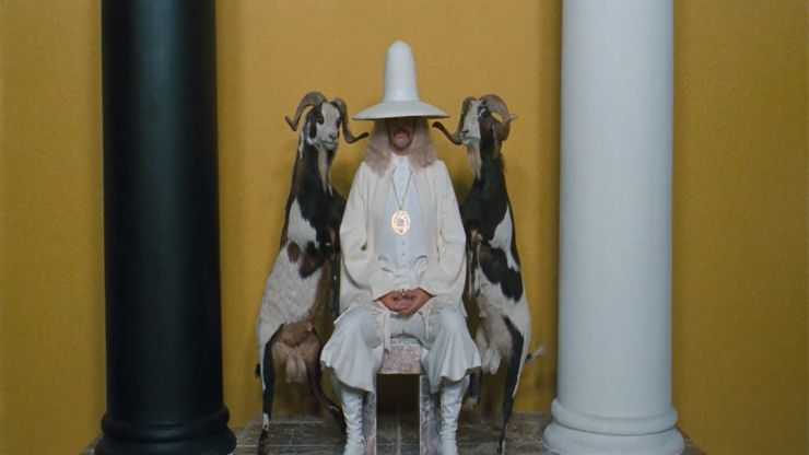 New Poster Released For The Alejandro Jodorowsky Triptych