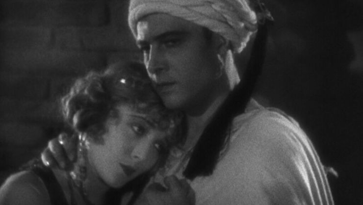 Rudolph Valentino's The Son Of The Sheik Getting Masters Of Cinema Release