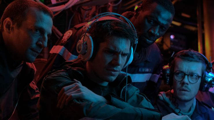 Win The Wolf's Call Starring Omar Sy, Mathieu Kassovitz On DVD