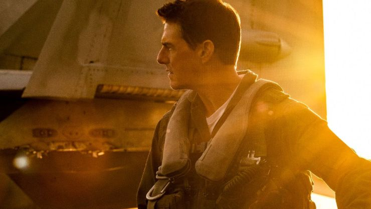 Top Gun: Maverick New Images Showcase The New Recruits