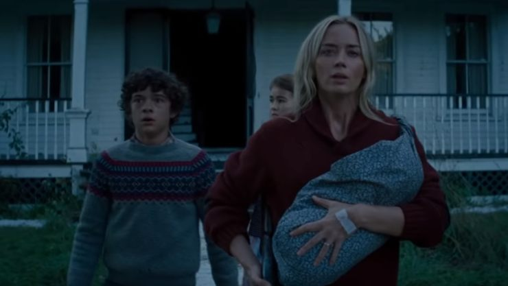 A Quiet Place Part II Trailer The Creatures Are Not The Only Threat