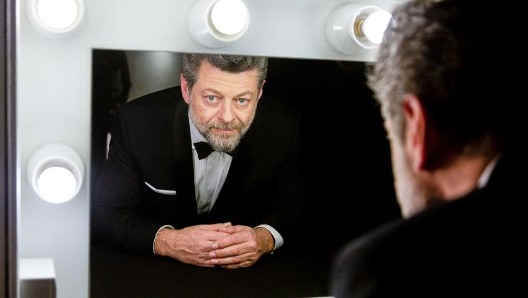 'The Precious'  Andy Serkis To Be Honoured At EE British Academy Awards