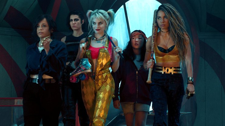 Fourth Wall Broke In New Birds Of Prey Soundtrack Trailer