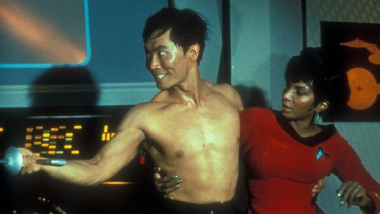 Horror Channel 'Gets Logical'  With George Takei Selects Star Trek