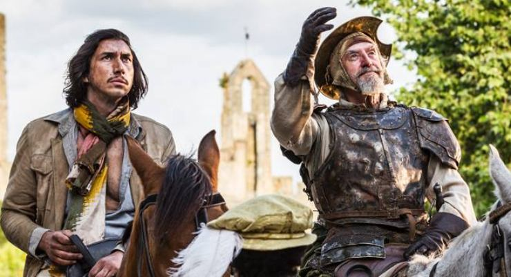Film Review – The Man Who Killed Don Quixote (2020)
