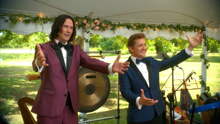 New Image For Bill & Ted Face The Music