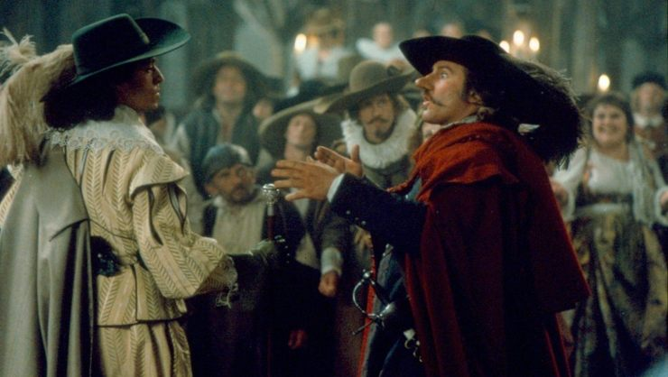 BFI Giving Cyrano de Bergerac 30th Anniversary Blu-Ray Release